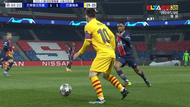 03/11 巴黎聖日耳曼 VS 巴塞隆納 16強次回合