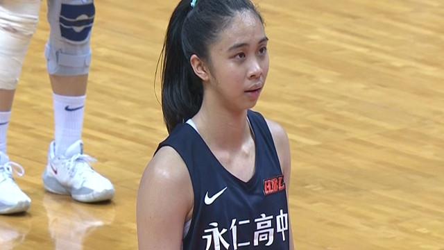 02/05 陽明高中 VS 永仁高中 女子複賽