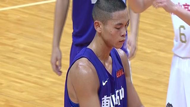 02/06 南山高中 VS 東山高中 男子準決賽