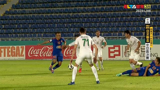 08/25 納薩夫 VS 阿哈爾FC 中亞區決賽(原音)