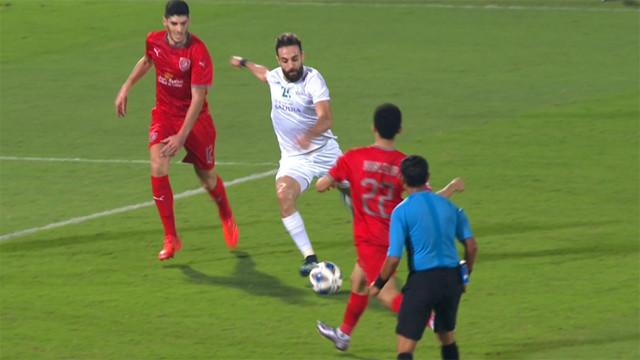 05/01 杜哈尼SC VS 沙烏地阿里 C組