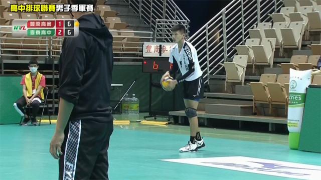 03/28 豐原高商 VS 麥寮高中 男子季軍賽