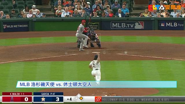 【MLB看愛爾達】大谷打擊吞3K 天使仍險勝太空人 05/11