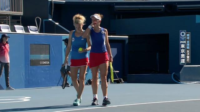 0801網球_女雙金牌戰