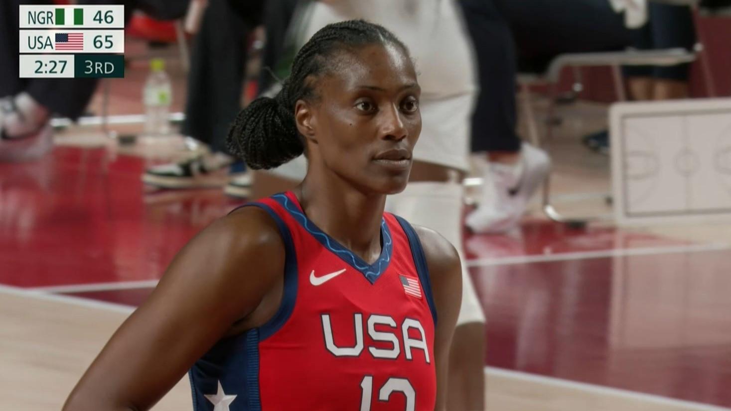 0727籃球_女子預賽_奈及利亞VS美國