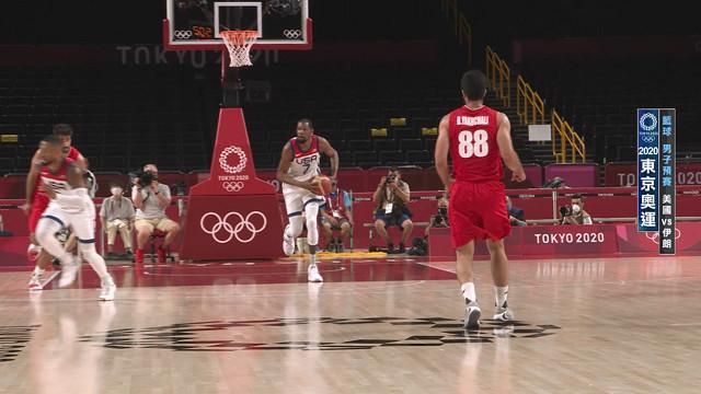 0728籃球_男子預賽_美國VS伊朗