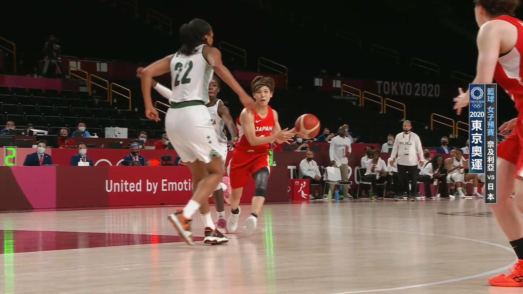 0802籃球_女子預賽_奈及利亞VS日本