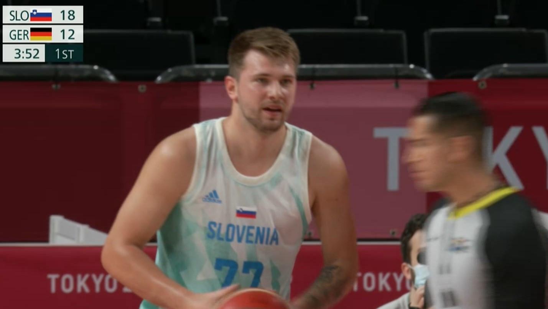 0803籃球_男子八強_斯洛維尼亞VS德國