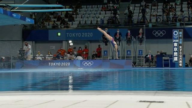 0801跳水_女子3M跳板決賽