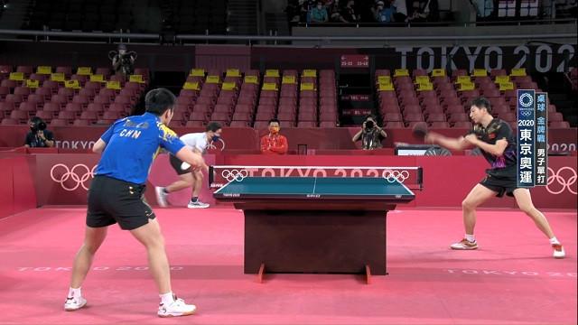 0730桌球_男單金牌戰