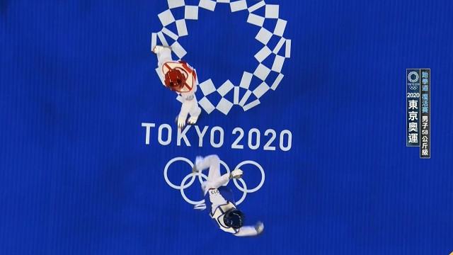 0724跆拳道_女49男58公斤敗部復活銅牌戰金牌戰_一