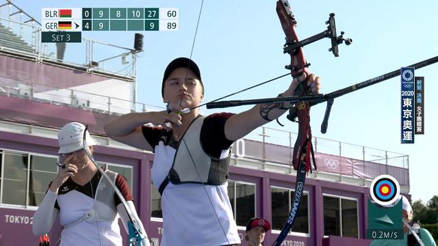 0725射箭_女子團體賽決賽_二