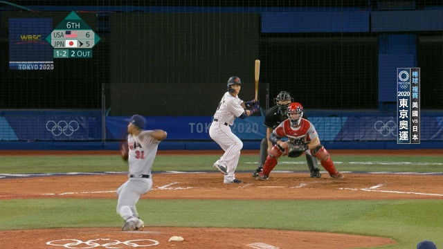 0802棒球_複賽_美國VS日本_二