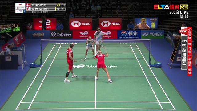 09/27 小組賽第二輪 丹麥VS俄羅斯 C組(一)