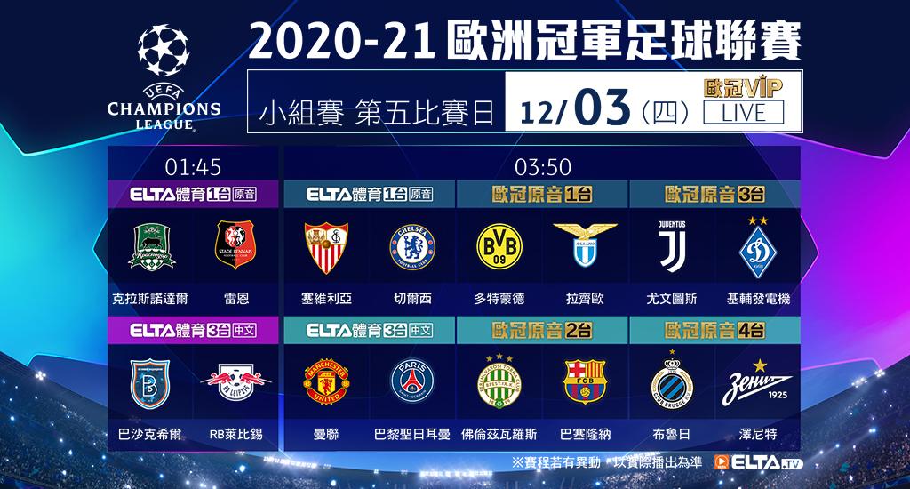 2020-21 歐洲冠軍足球聯賽