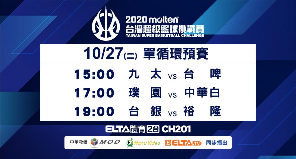 台灣超級籃球挑戰賽