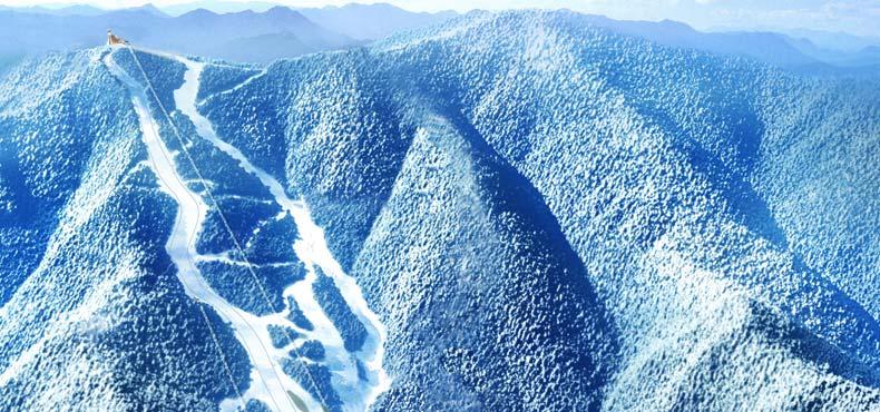 旌善高山滑雪中心