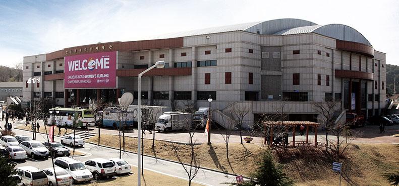 江陵冰壺中心